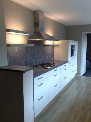 Nieuwe keukens
